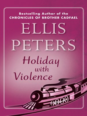 cover image of Holiday with Violence