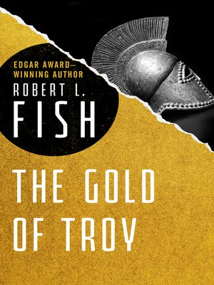 cover image of The Gold of Troy