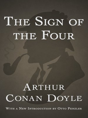 cover image of Sign of the Four