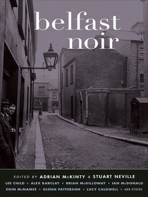 cover image of Belfast Noir
