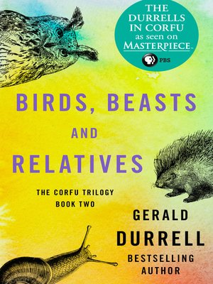 cover image of Birds, Beasts and Relatives
