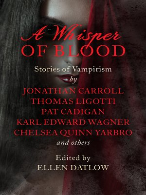 cover image of A Whisper of Blood