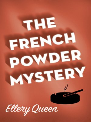 cover image of French Powder Mystery
