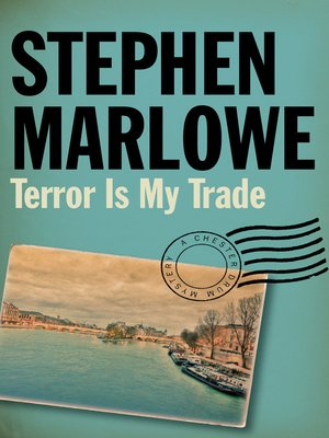 cover image of Terror Is My Trade