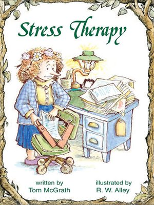 cover image of Stress Therapy