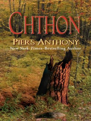cover image of Chthon
