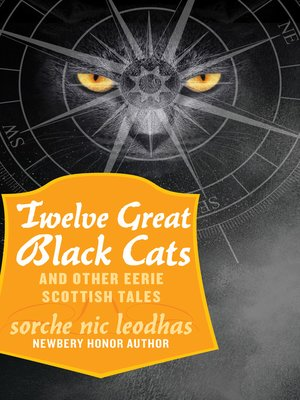 cover image of Twelve Great Black Cats
