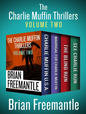 cover image of The Charlie Muffin Thrillers Volume Two