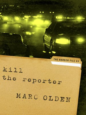 cover image of Kill the Reporter