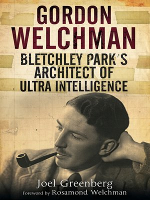 cover image of Gordon Welchman
