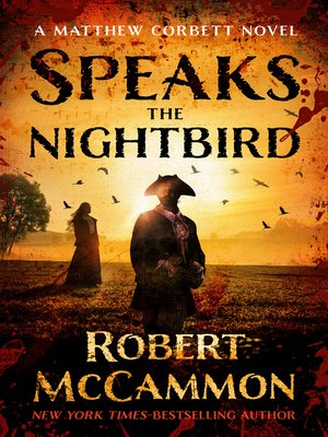 cover image of Speaks the Nightbird