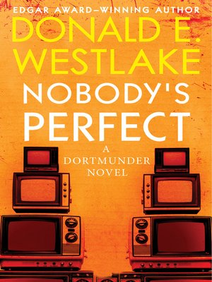 cover image of Nobody's Perfect