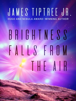 cover image of Brightness Falls from the Air