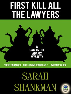 cover image of First Kill All the Lawyers