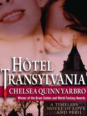 cover image of Hôtel Transylvania