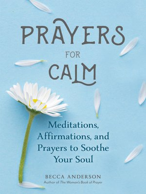 cover image of Prayers for Calm