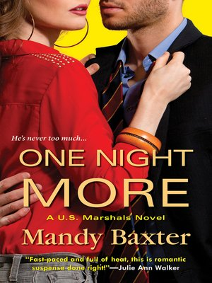 cover image of One Night More