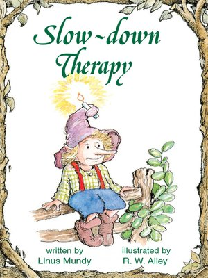 cover image of Slow-down Therapy