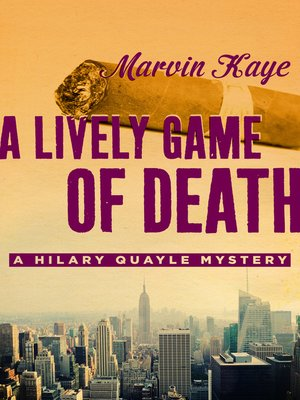 cover image of Lively Game of Death