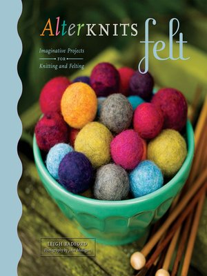 cover image of AlterKnits Felt
