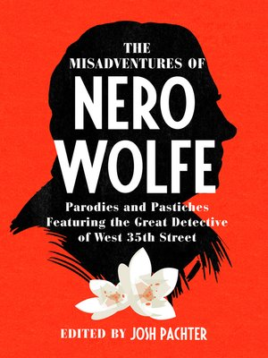 cover image of The Misadventures of Nero Wolfe