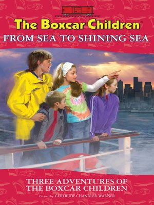 cover image of From Sea to Shining Sea
