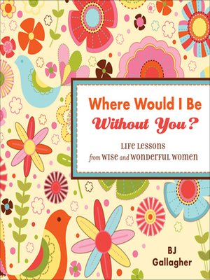 cover image of Where Would I Be Without You?