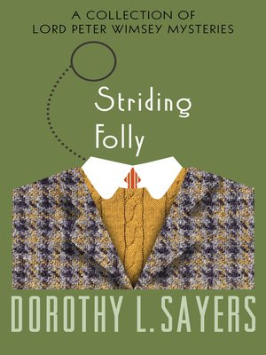 cover image of Striding Folly