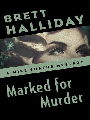 cover image of Marked for Murder