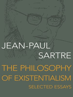 cover image of Philosophy of Existentialism