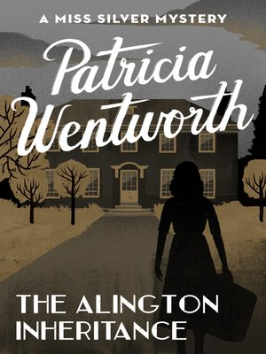 cover image of The Alington Inheritance