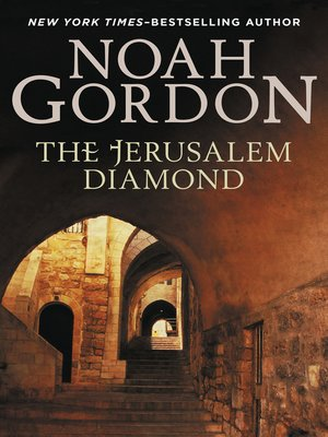 cover image of The Jerusalem Diamond