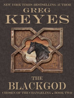 cover image of The Blackgod