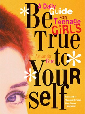 cover image of Be True to Yourself