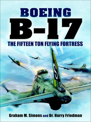 cover image of Boeing B-17