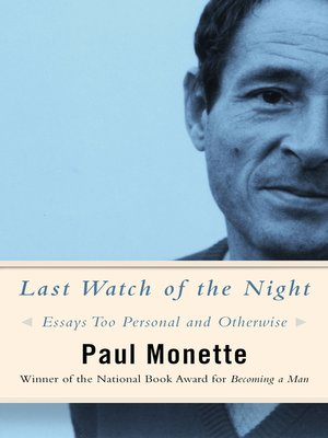 cover image of Last Watch of the Night