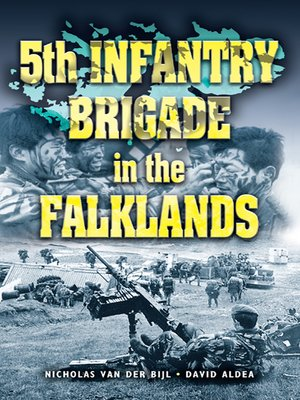 cover image of 5th Infantry Brigade in the Falklands