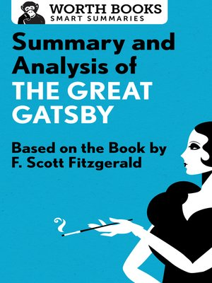 an analysis of the main themes in the great gatsby by f scott fitzgerald Home american literature  analysis of f scott fitzgerald  the major themes of fitzgerald's  and the great gatsby was fitzgerald's.