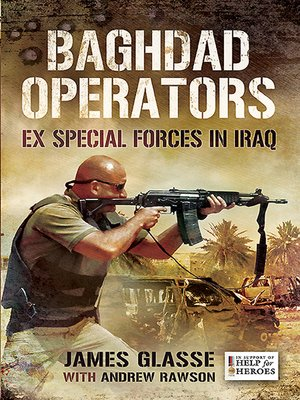 cover image of Baghdad Operators