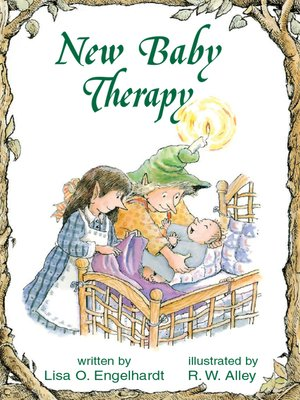 cover image of New Baby Therapy