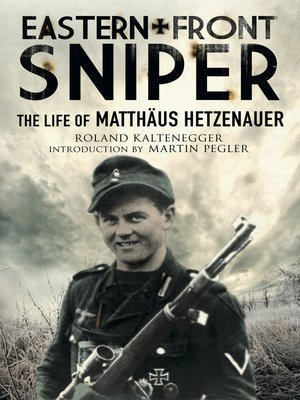 cover image of Eastern Front Sniper
