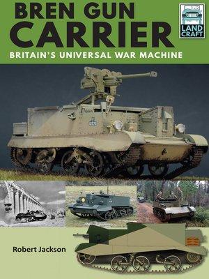 cover image of Bren Gun Carrier