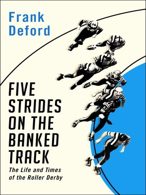 cover image of Five Strides on the Banked Track