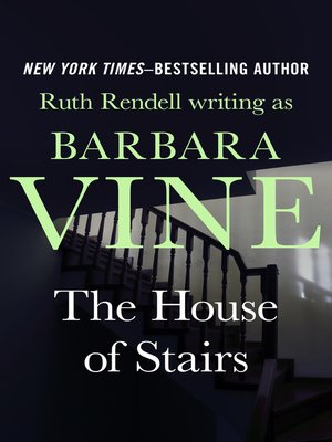 cover image of The House of Stairs