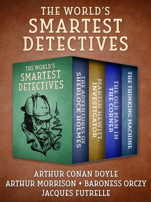 cover image of The World's Smartest Detectives