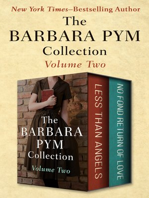 cover image of The Barbara Pym Collection Volume Two