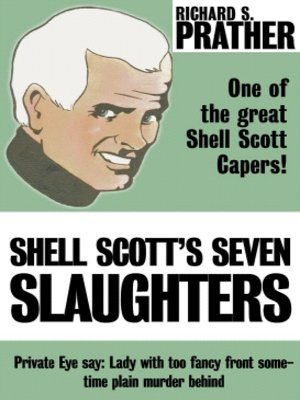 cover image of Shell Scott's Seven Slaughters
