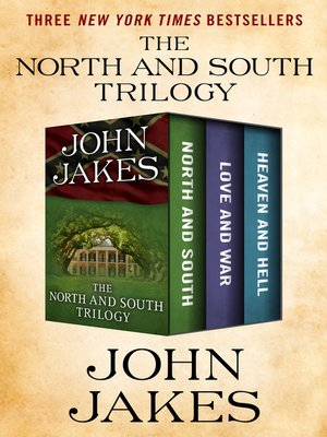 cover image of North and South / Love and War / Heaven and Hell