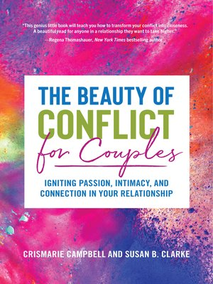cover image of The Beauty of Conflict for Couples