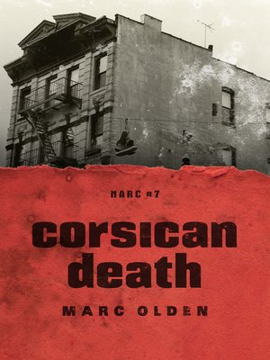 cover image of Corsican Death